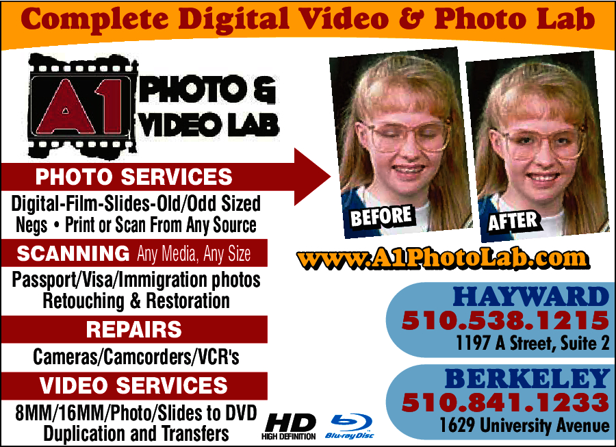 A1 Photo & Video Lab