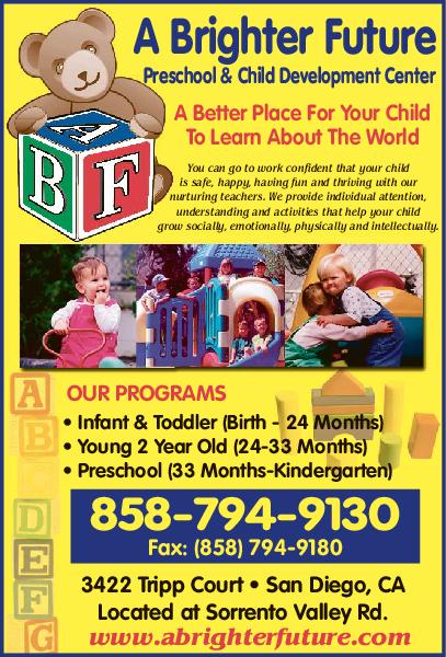 A Brighter Future Preschool & Child Development Center