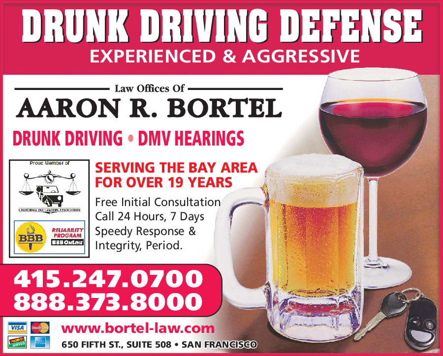 Aaron Bortel Law Offices - DUI DWI Attorney