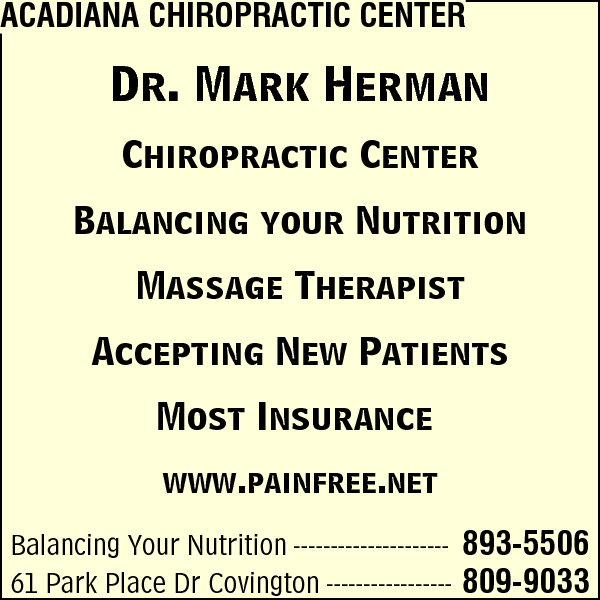 Acadiana Chiropractic Center