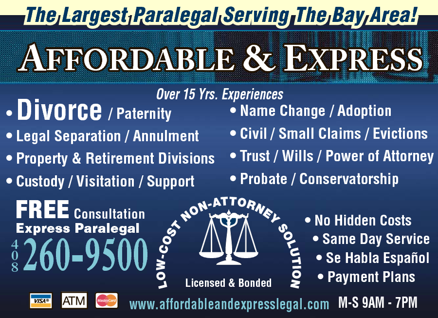 Affordable and Express Legal Assistance