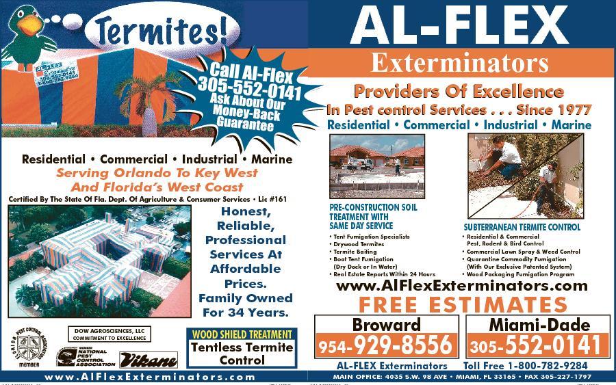 Al-Flex Exterminators