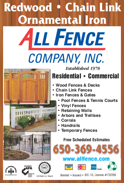 All Fence Company Inc