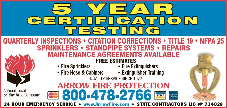 Arrow Fire Protection