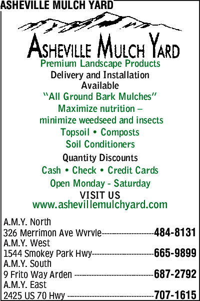 Asheville Mulch Yard