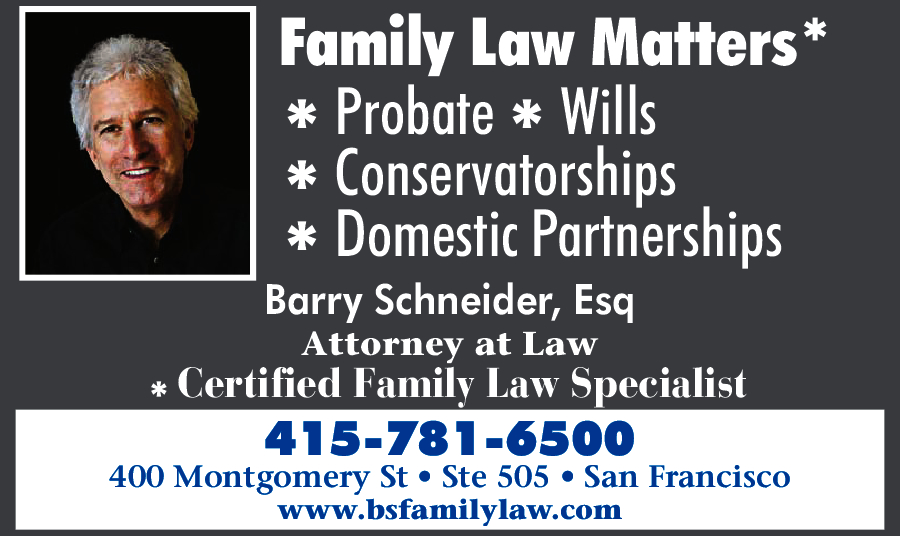 Barry Schneider Law Certified Family Law Specialist