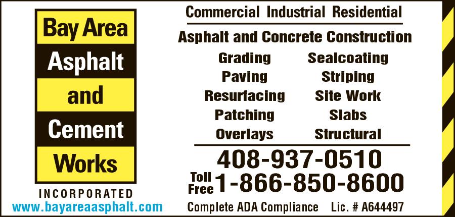 Bay Area Asphalt & Cement Works