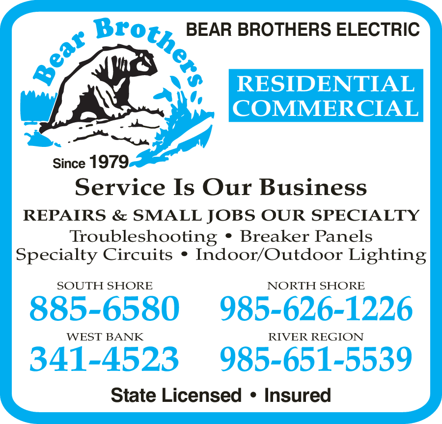 Bear Brothers Electric Co