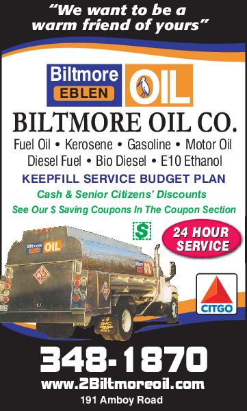 Biltmore Oil