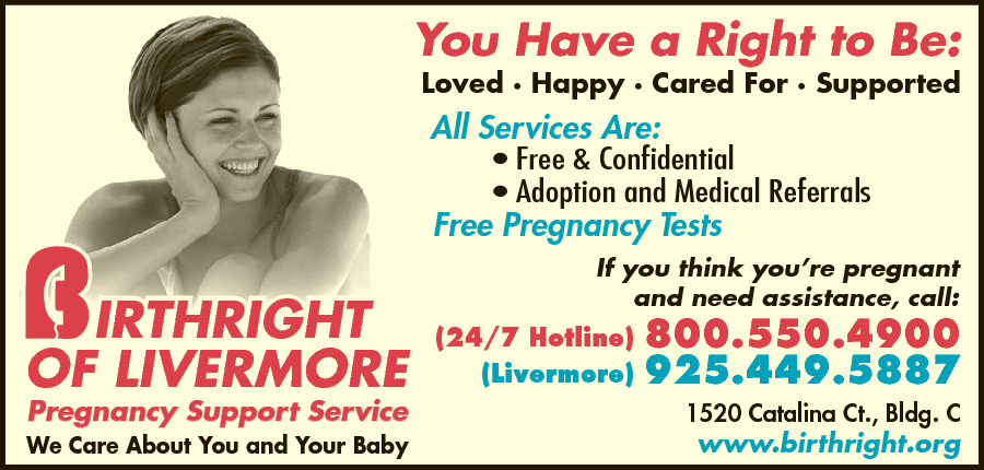 Birthright Of Livermore-Pregnancy Support Service