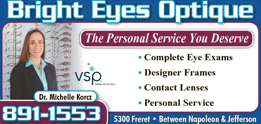 Bright Eyes Optique
