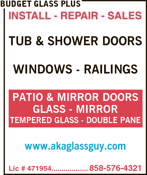 Budget Glass Plus