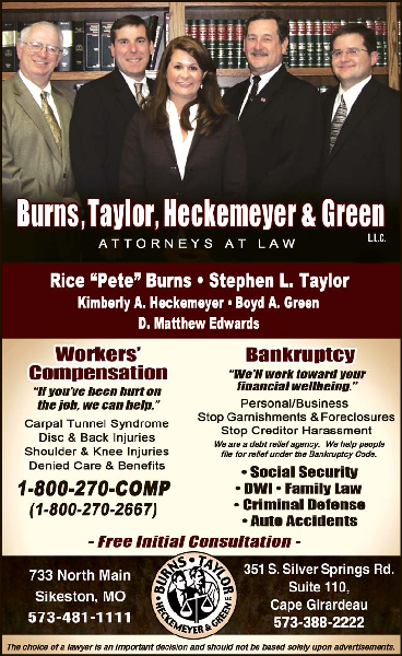 Burns, Taylor, Heckemeyer & Green LLC