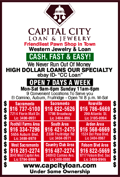 Capital City Loan and Jewelry