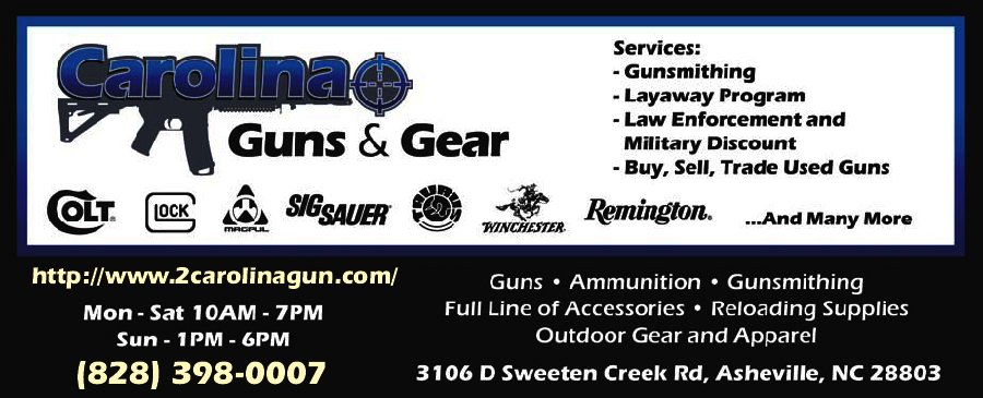 Carolina Guns & Gear
