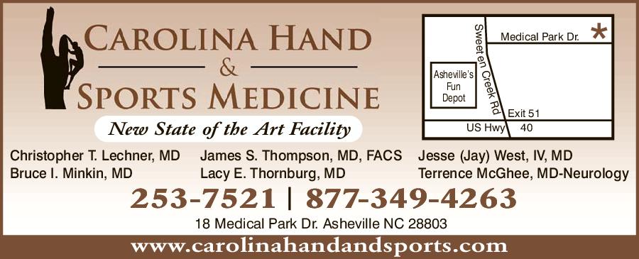Carolina Hand & Sports Medicine PA