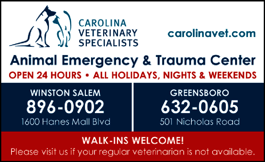Carolina Veterinary Specialists