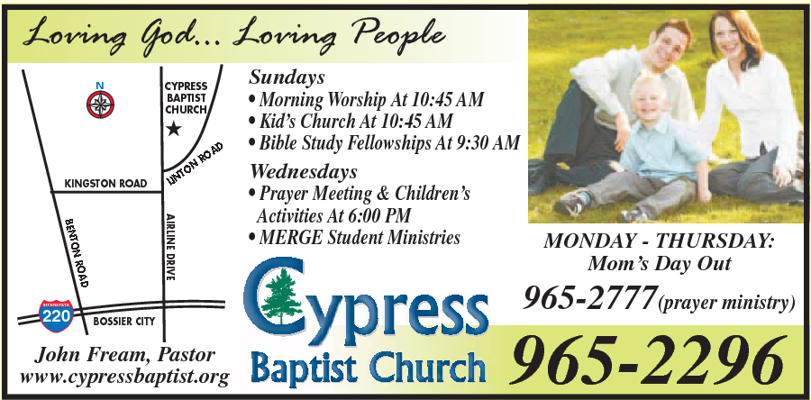 Cypress Baptist Church