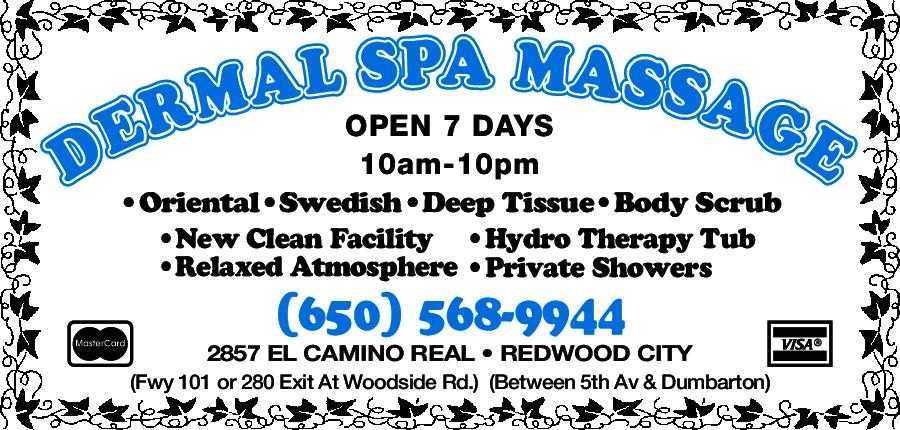 Dermal Spa Massage