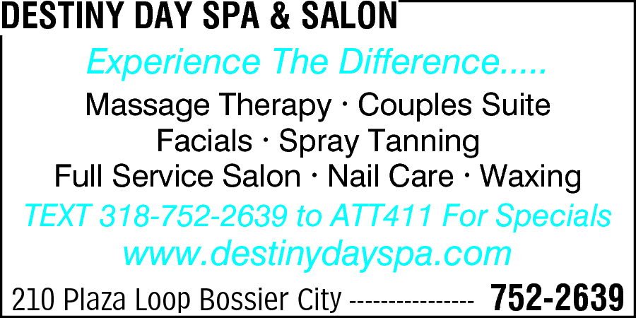 Destiny Day Spa & Salon