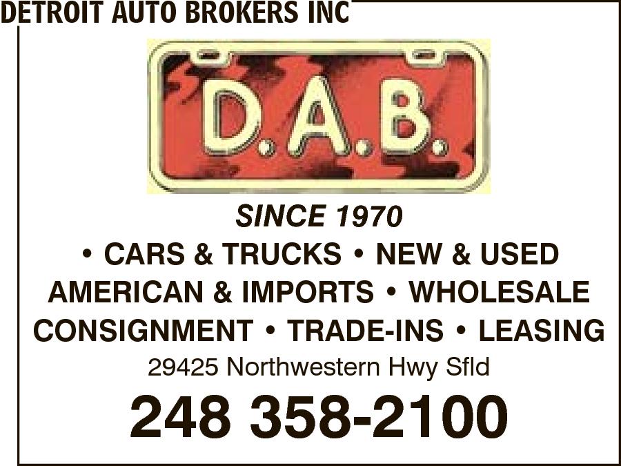 Detroit Auto Brokers