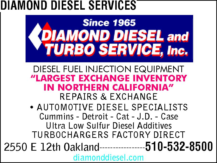 Diamond Diesel Service Inc