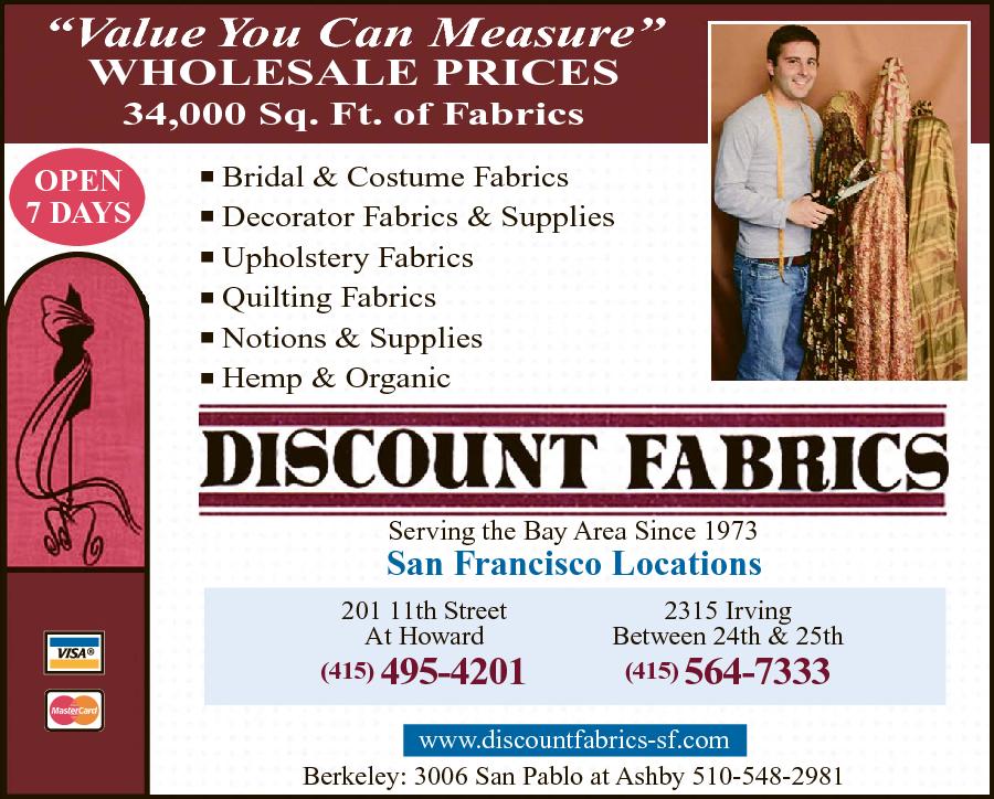 Discount Fabrics