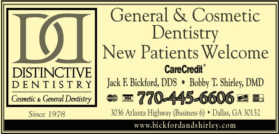 Distinctive Dentistry Bickford & Shirley