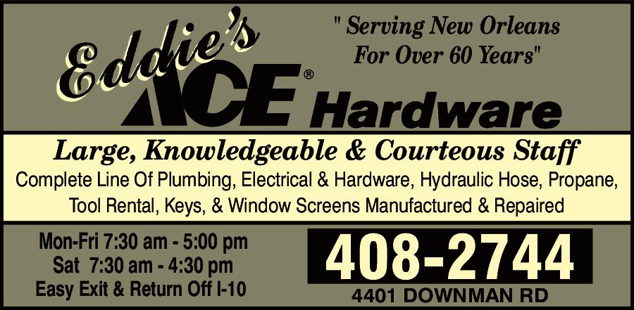 Eddie's Ace Hardware