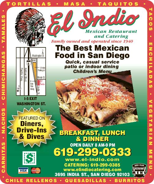 El Indio Mexican Restaurant
