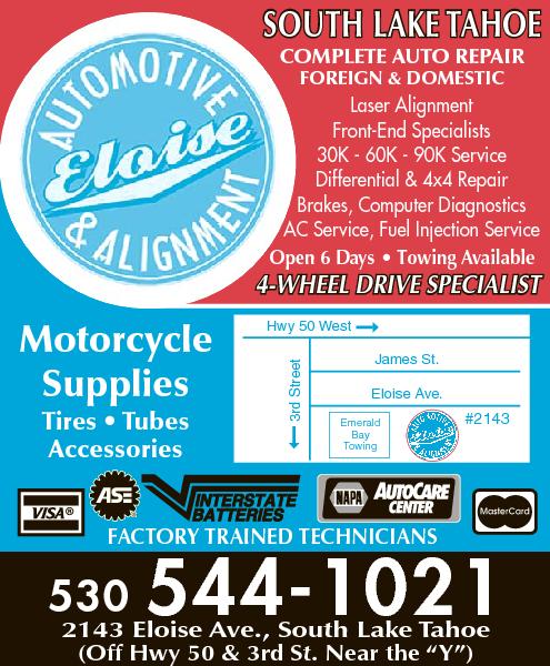 Eloise Automotive & Alignment