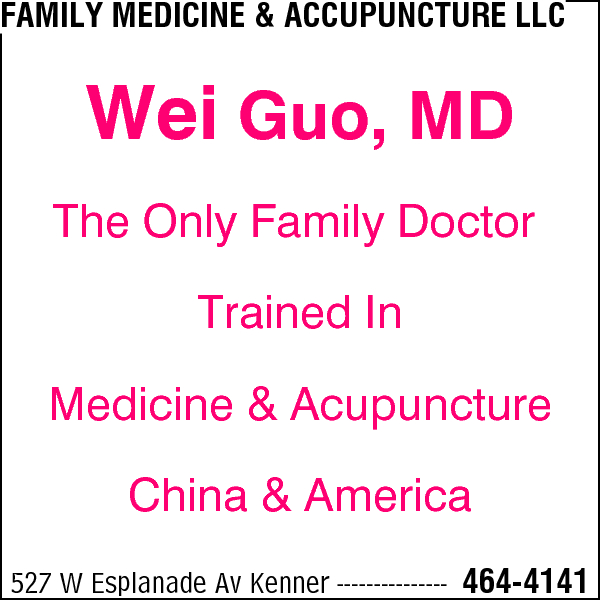 Family Medicine & Accupuncture LLC