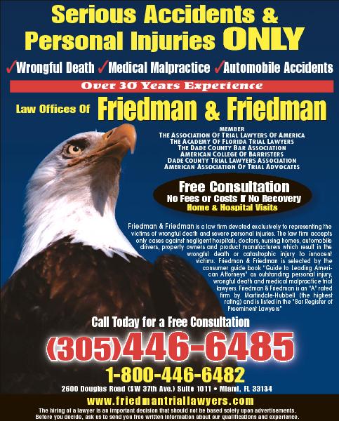 Friedman & Friedman PA