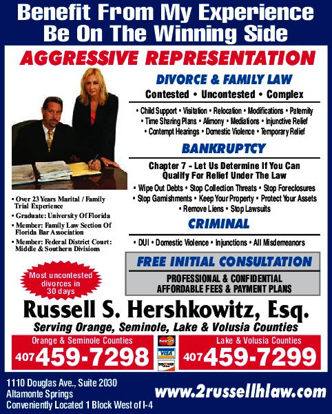 Hershkowitz, Russell
