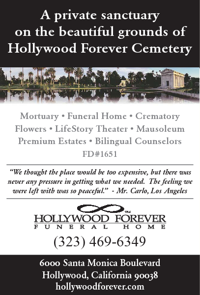 Hollywood Forever Cemetery, Crematory And Funeral Home