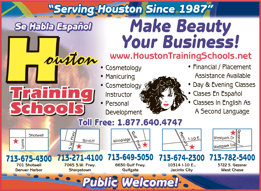 Houston Training Schools