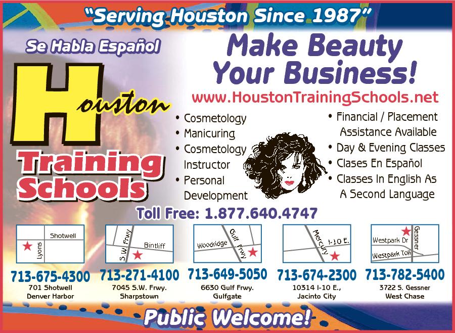 Houston Training Schools