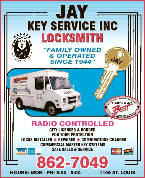 Jay Key Service