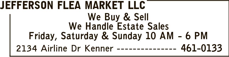 Jefferson Flea Market LLC