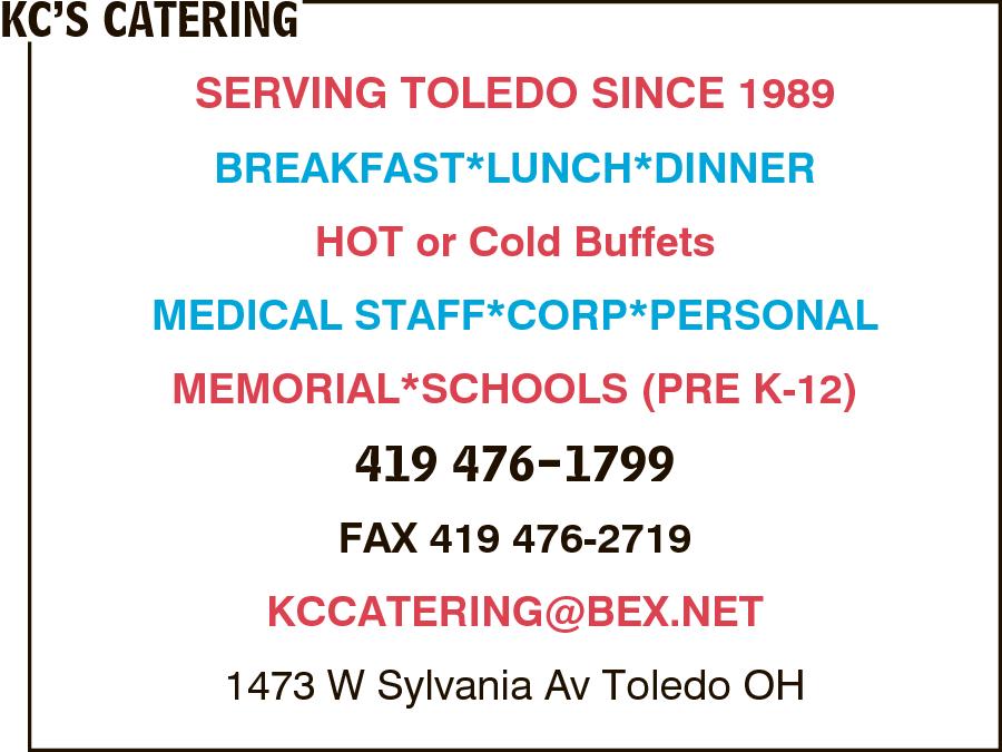 K C's Catering