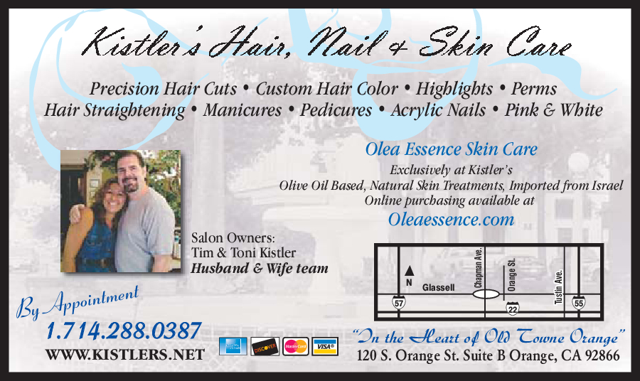 Kistler's Hair & Nail Salon