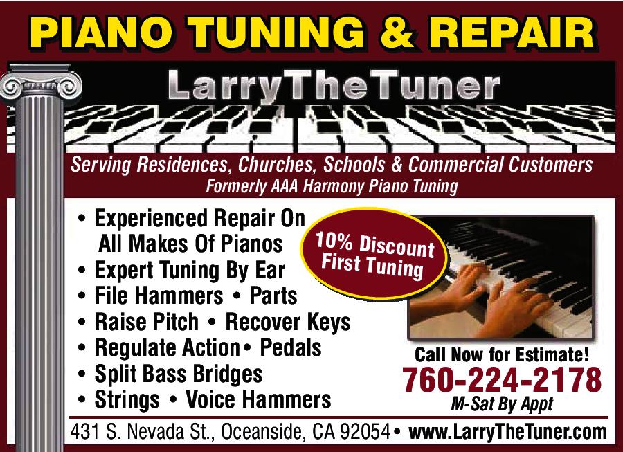 Larry The Tuner