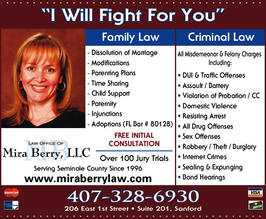 Law Office of Mira Berry LLC