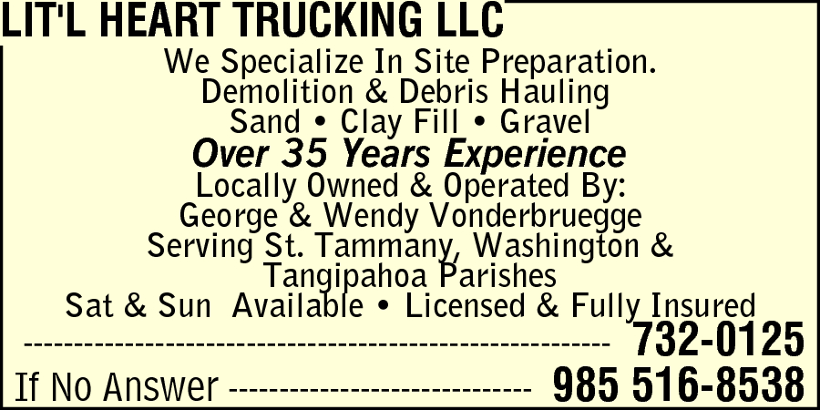 Litl Heart Trucking