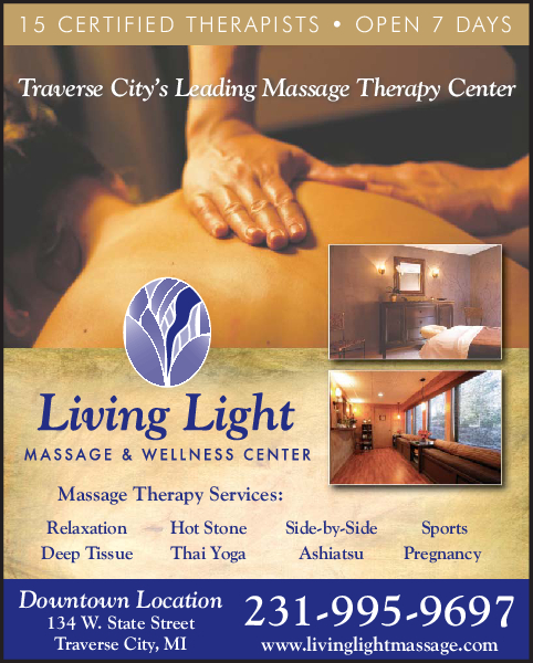 Living Light Massage