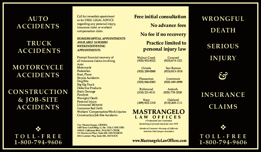 Mastrangelo Law Offices