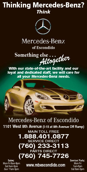 Mercedes-Benz Of Escondido