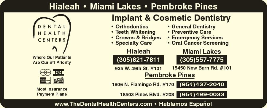 Miami Lakes Dental Health Center