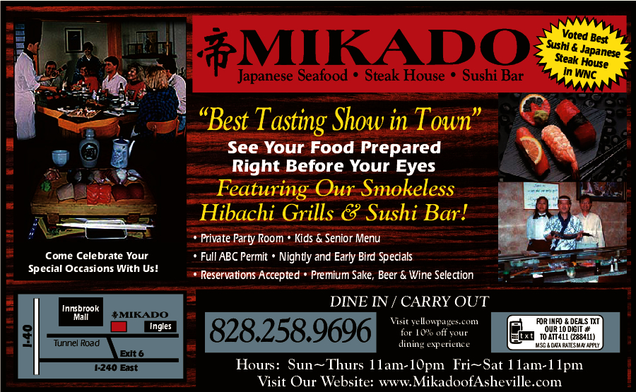 Mikado Japanese Steak House