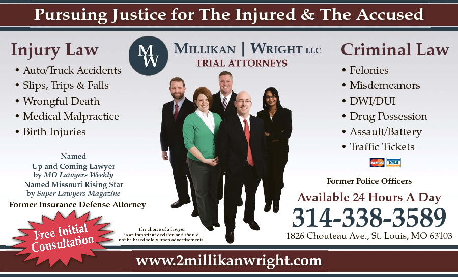 Millikan Wright - Criminal Defense, DWI, Drug Charges & Car Accidents